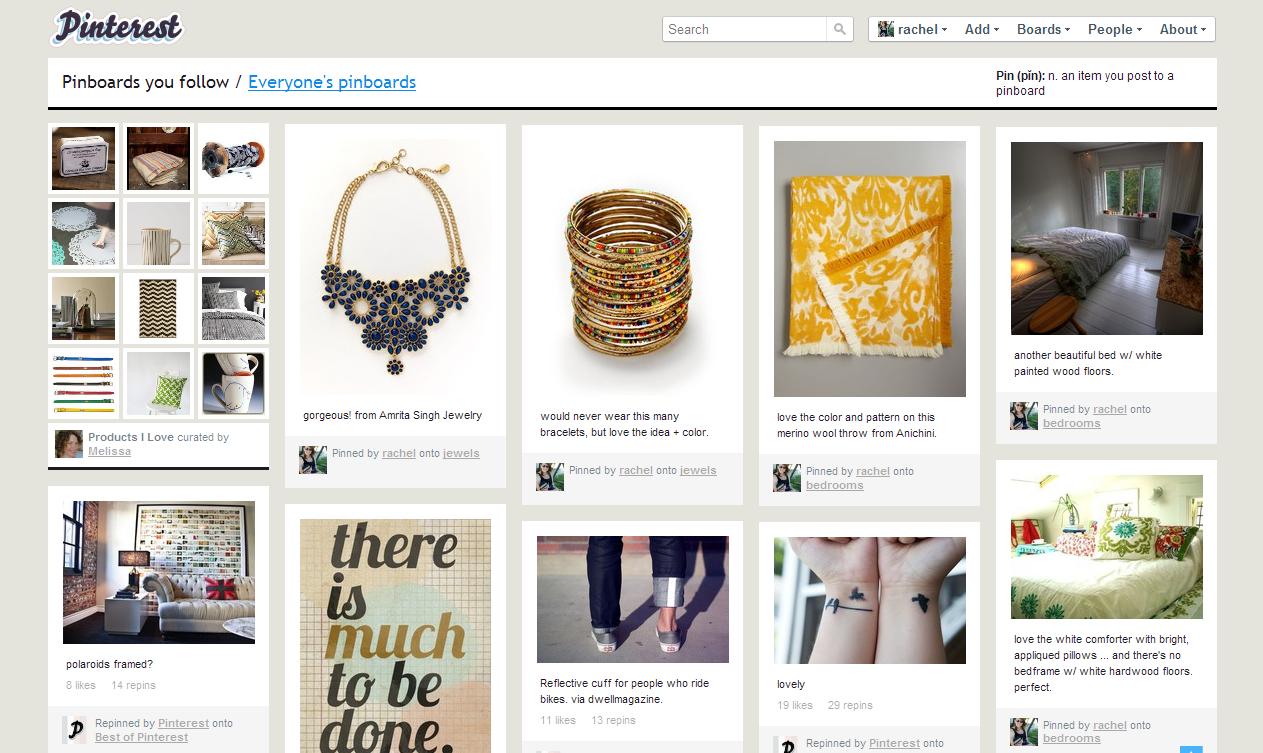 Pinterest Design