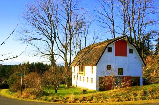 Architecture | Renovated Barn Homes | Design Sensibility