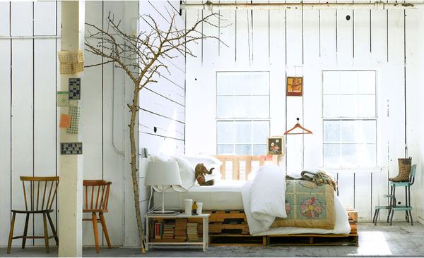 pallet furniture   Design Sensibility