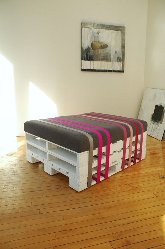 DIY Projects Shipping Pallet Furniture Design Sensibility