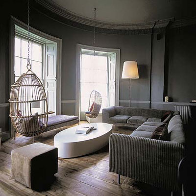 Grey Rooms Design Sensibility