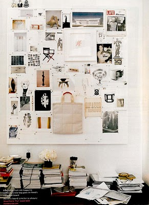 inspiration wall design sensibility