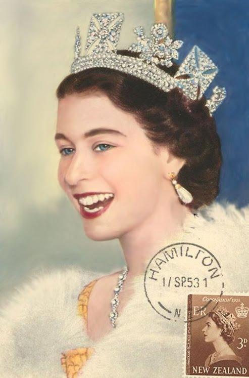 Obsessions   Queen Elizabeth IIQueen Elizabeth 2 Young